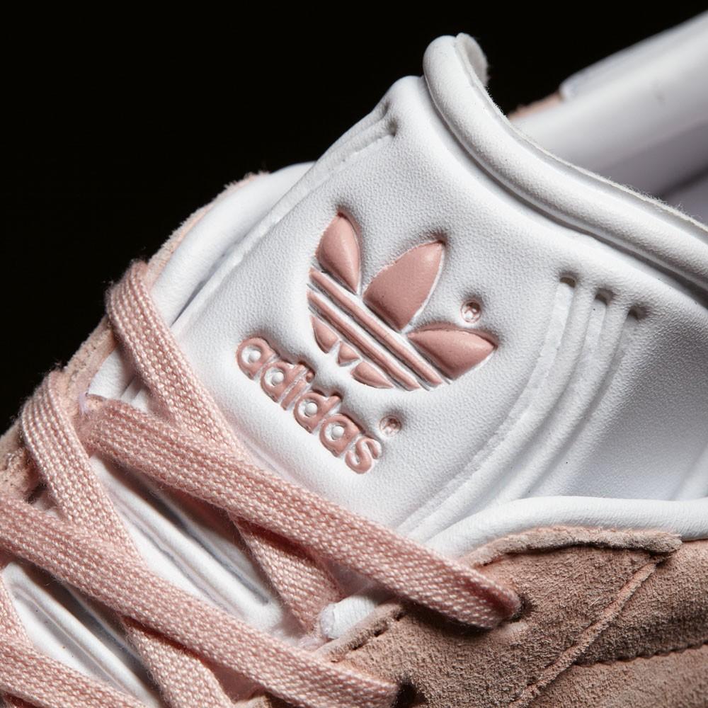 adidas gazelle damen sneaker rosa wei. Black Bedroom Furniture Sets. Home Design Ideas