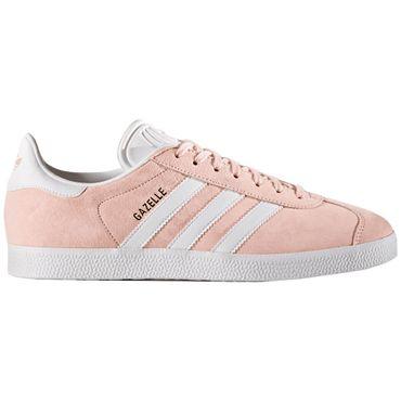 adidas Gazelle Damen Sneaker rosa weiß – Bild 1