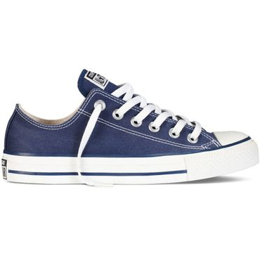 Converse All Star OX Chuck Taylor Chucks navy – Bild 1