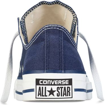 Converse All Star OX Chuck Taylor Chucks navy – Bild 4