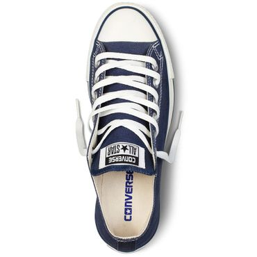 Converse All Star OX Chuck Taylor Chucks navy – Bild 3