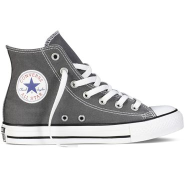 Converse All Star Hi Chuck Taylor Chucks charcoal – Bild 1