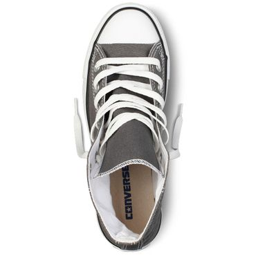 Converse All Star Hi Chuck Taylor Chucks charcoal – Bild 3