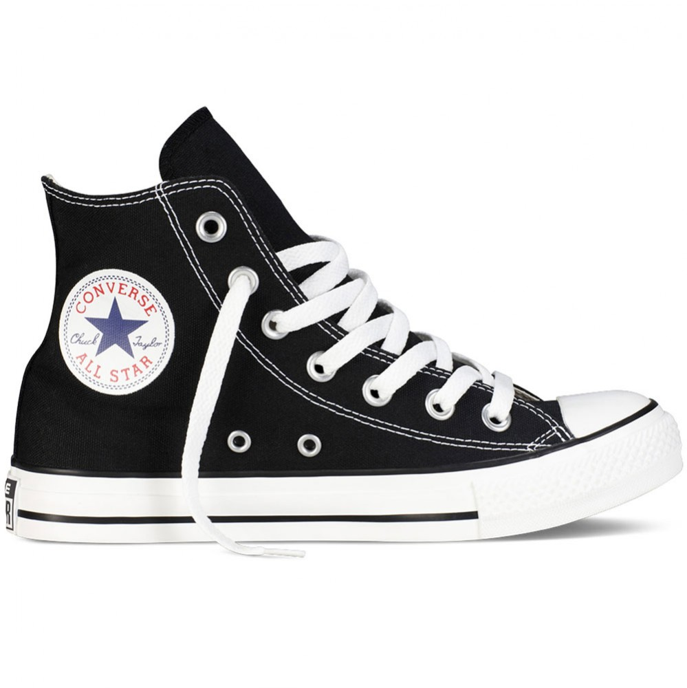 Converse All Star Hi Chuck Taylor Chucks schwarz