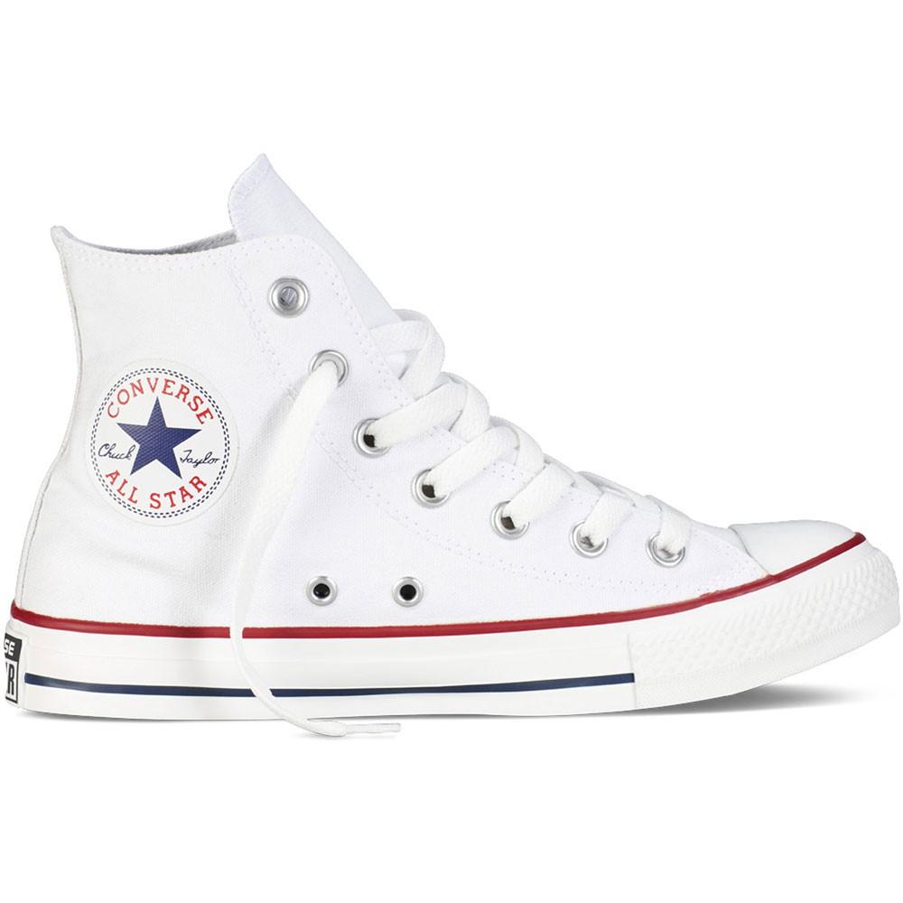 online store 37a1d 174cf Converse All Star Hi Chuck Taylor Chucks weiß
