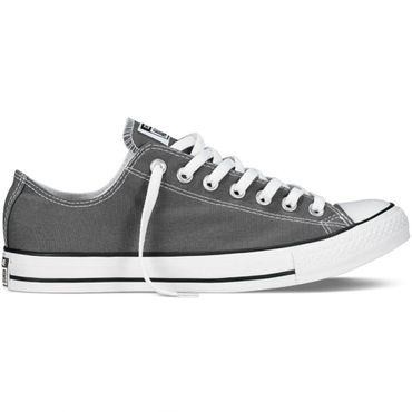 Converse All Star OX Chuck Taylor Chucks charcoal – Bild 1