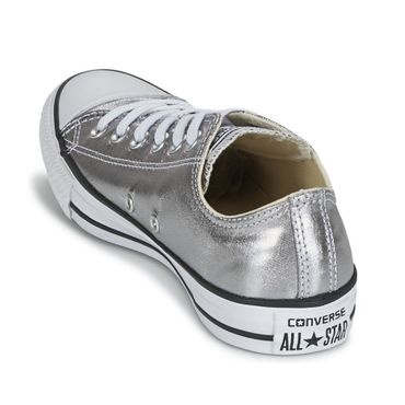 Converse All Star Chuck Taylor Chucks metallic silber – Bild 3