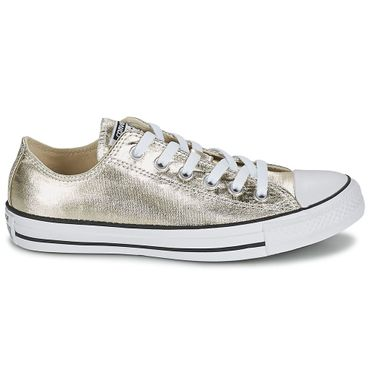 Converse All Star Chuck Taylor Chucks metallic gold – Bild 1