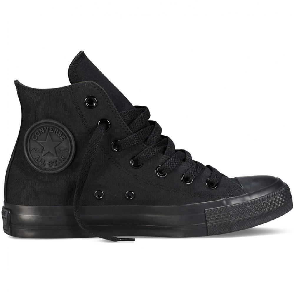 d40badc832c9 Converse All Star Hi Chuck Taylor Chucks all black