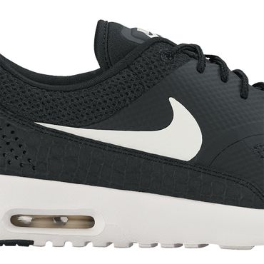 Nike WMNS Air Max Thea Damen Sneaker schwarz weiß 599409 020 – Bild 2