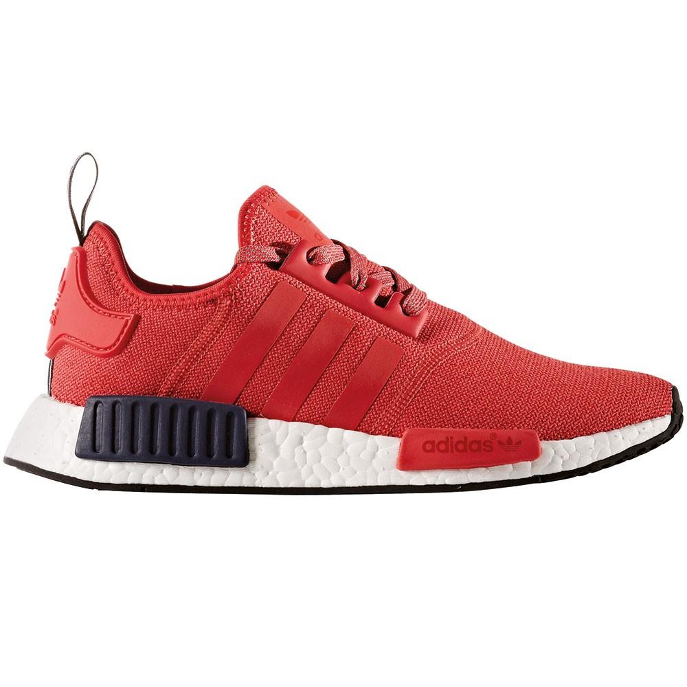 adidas NMD_R1 W Damen Running Sneaker rot weiß