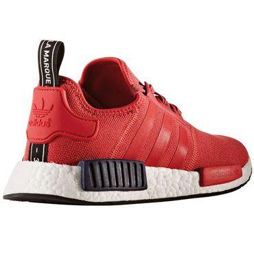 adidas NMD_R1 W Damen Running Sneaker rot weiß – Bild 2