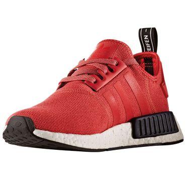 adidas NMD_R1 W Damen Running Sneaker rot weiß – Bild 3