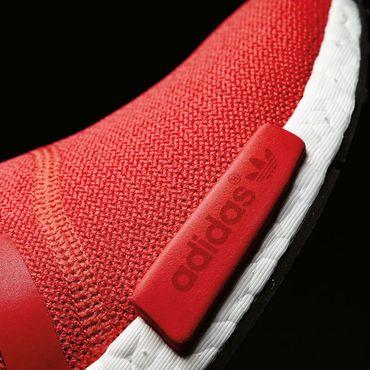 adidas NMD_R1 W Damen Running Sneaker rot weiß – Bild 5