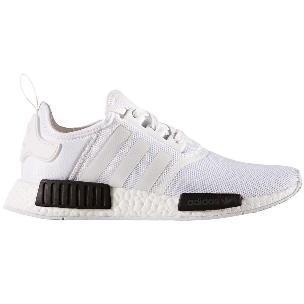 adidas nmd r1 herren schwarz weiß