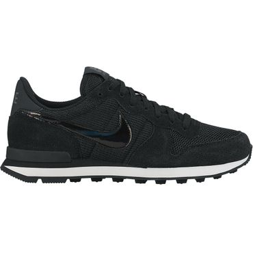 Nike WMNS Internationalist Damen Retro Sneaker schwarz 828407 003 – Bild 1
