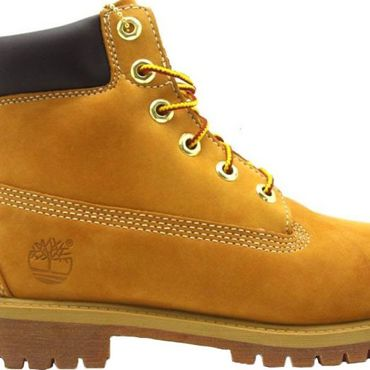 Timberland 6 Inch Premium Junior´s Boot wheat – Bild 2