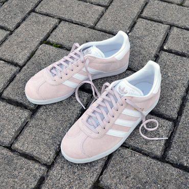 adidas Gazelle Damen Sneaker rose – Bild 9