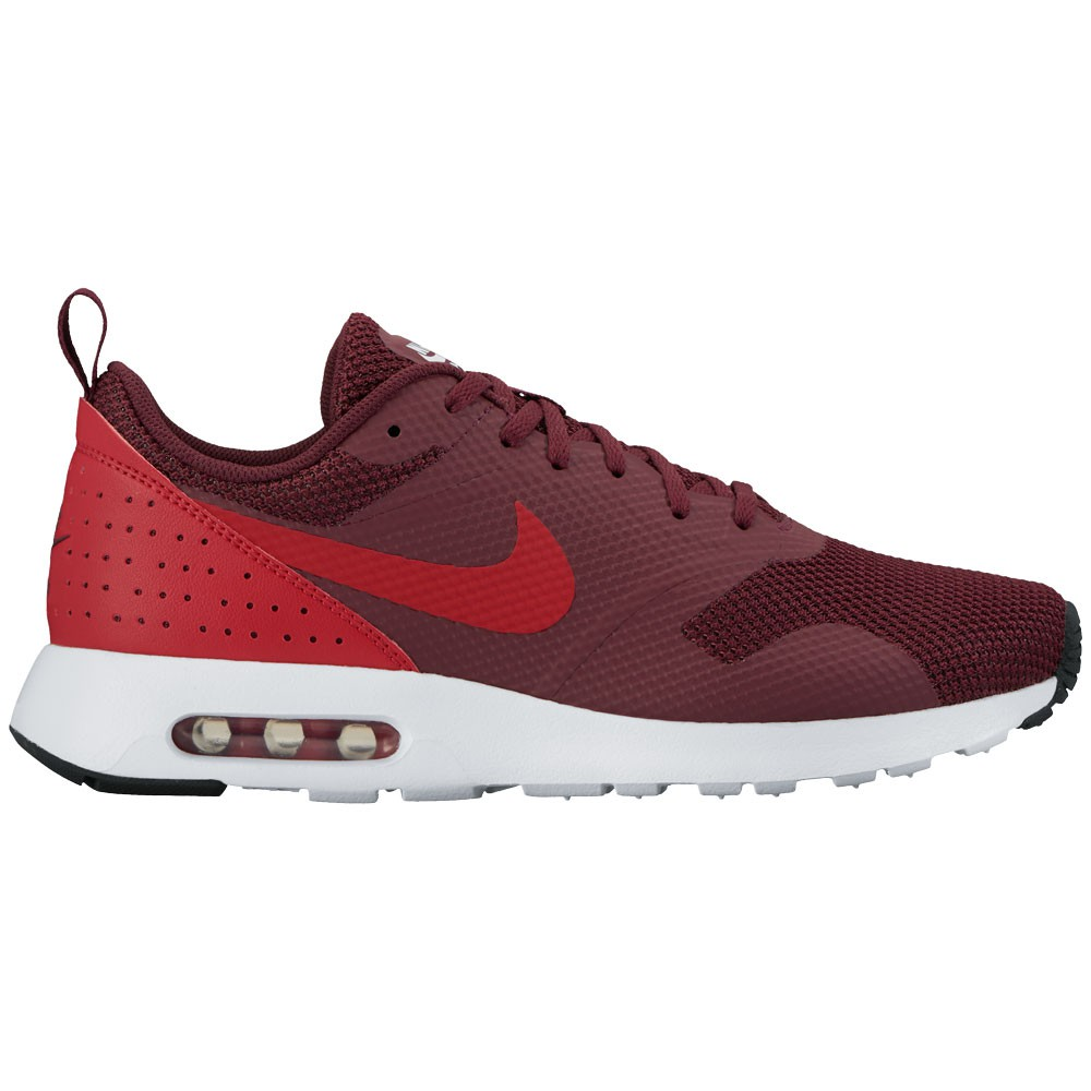 nike air max tavas herren sneaker bordeaux wei. Black Bedroom Furniture Sets. Home Design Ideas