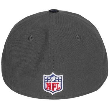 New Era Fitted Cap 59Fifty NFL New England Patriots Football  – Bild 2
