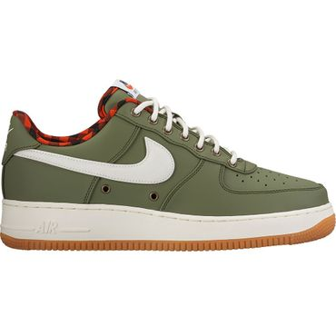 Nike Air Force 1 '07 LV8 Herren Sneaker oliv 718152 302 – Bild 1