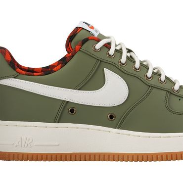 Nike Air Force 1 '07 LV8 Herren Sneaker oliv 718152 302 – Bild 2