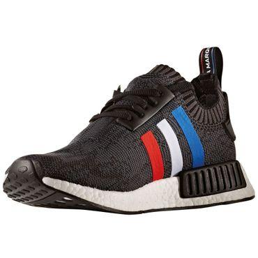 adidas NMD_R1 PK Herren Primeknit Sneaker tri-color schwarz – Bild 2