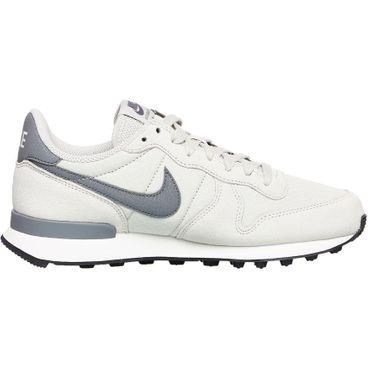 Nike WMNS Internationalist Damen Retro Sneaker grau weiß – Bild 1