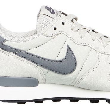 Nike WMNS Internationalist Damen Retro Sneaker grau weiß – Bild 2