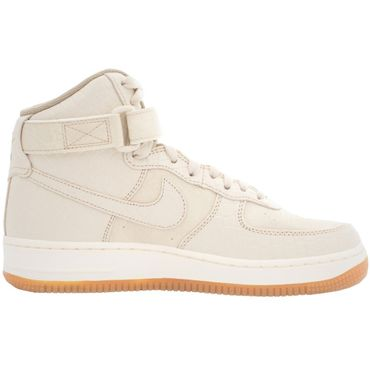 Nike Air Force 1 High Premium Sneaker oatmeal 654440 112 – Bild 1