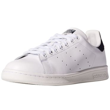 adidas Originals Stan Smith Klassiker weiß navy – Bild 2