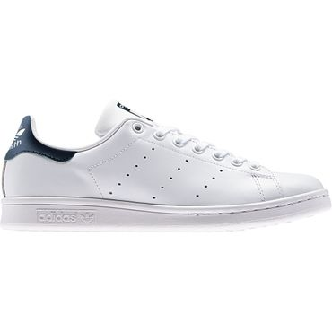 adidas Originals Stan Smith Klassiker weiß navy – Bild 1