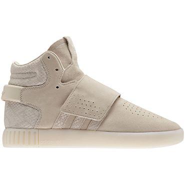 adidas Originals Tubular Invader Strap Herren Sneaker beige