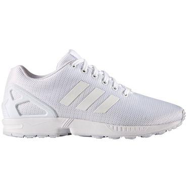 adidas ZX Flux Herren Sneaker weiß – Bild 1