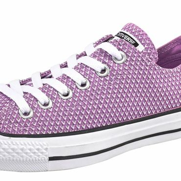 Converse All Star OX Chuck Taylor Chucks fuchsia – Bild 3