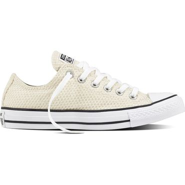 Converse All Star OX Chuck Taylor Chucks buff black – Bild 1