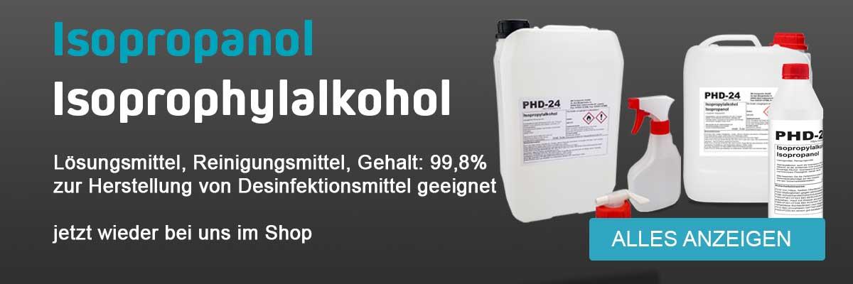Isopropanol Isoprophylalkohol