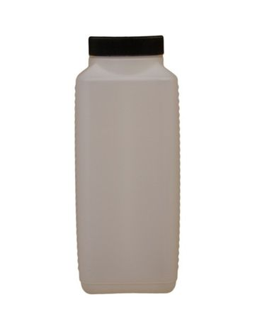 1000ml HDPE-Vierkantflasche mit Deckel (111 Stück im Karton) online kaufen