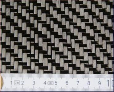 Carbongewebe 420g -Köper-