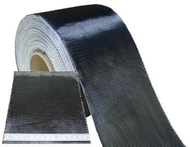 1m 300g/m² Unidirektional Carbongewebeband 160mm breit online kaufen