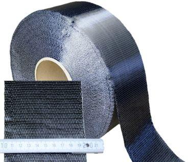 25lfm 200g/m² Unidirektional Carbongewebeband 100mm breit