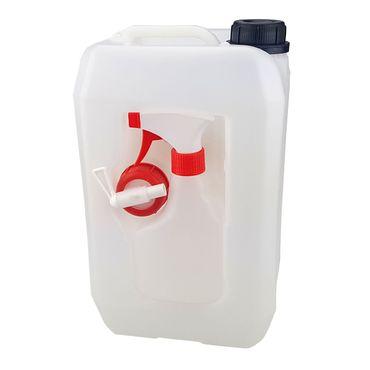 5 Liter Kombikanister UN mit Sprühflasche und Ablasshahn (1 Stück)