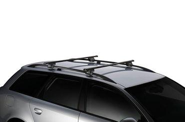 Dachgepäckträger - Thule SmartRack 784 - Stahl - 118 cm – Bild 2