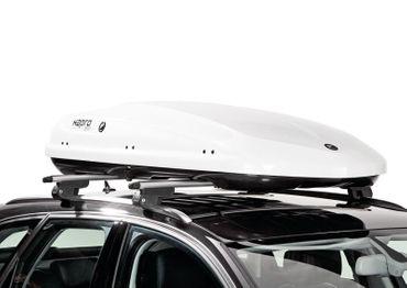Dachbox Hapro Zenith 6.6 Pure White - 360 Liter – Bild 5