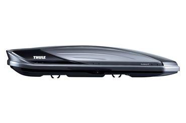 Dachbox Thule Excellence XT Schwarz-Titan 470 Liter - Gebraucht – Bild 1