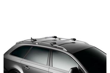 Dachgepäckträger - Thule WingBar Edge 9582 - Größe M – Bild 3