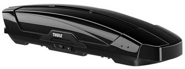 Dachbox Thule Motion XT Sport - Black Glossy - 300 Liter – Bild 2