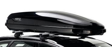 Dachbox Hapro Traxer 8.6 Brilliant Black - 530 Liter – Bild 4