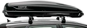 Dachbox Hapro Traxer 6.6 Brilliant Black - 410 Liter – Bild 4