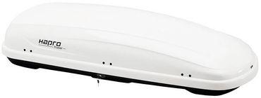 Dachbox Hapro Traxer 6.6 Pure White - 410 Liter – Bild 2